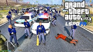 GTA 5 LSPDFR 0.3.1 - EPiSODE 97  - LET