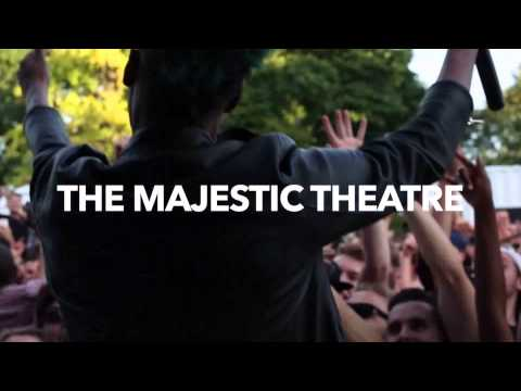 DANNY BROWN & BRUISER BRIGADE - MAJESTIC THEATER - 11/26!!!!!