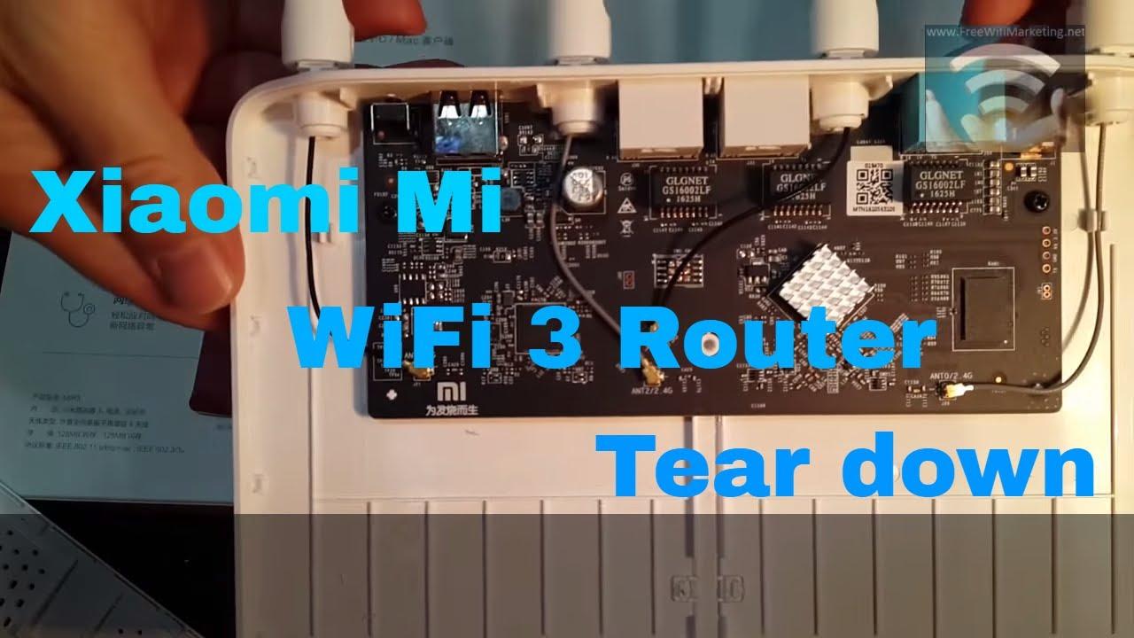 OpenWrt Project: Xiaomi Mi WiFi R3 (Mi Wifi Router 3 / MIR3