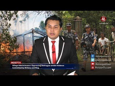Rohingya Daily News 14 November 2017