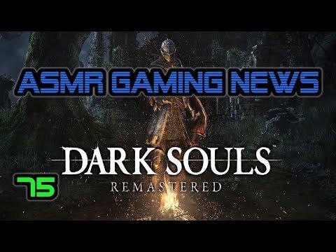 ASMR Gaming News (75) Nintendo Switch Direct, Dark Souls, Mario, Pokemon, Zelda, Kirby, Donkey Kong