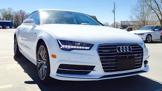 Audi A7 Sportback 2015 Videos