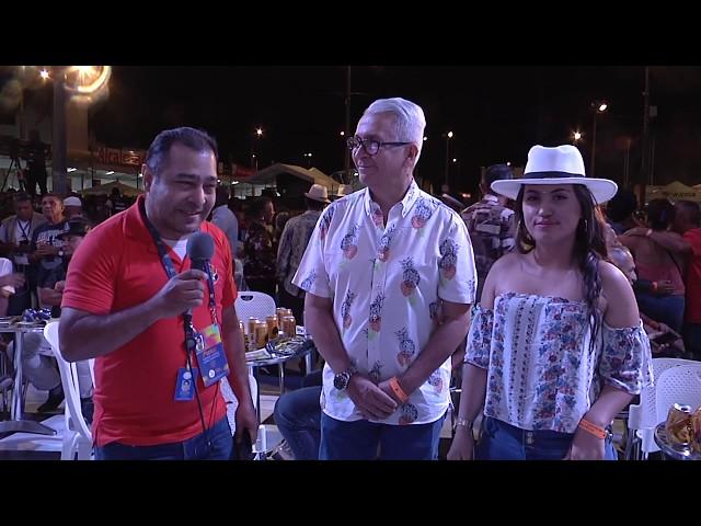 La Banda Caramba & Herman Olivera en Melomanos y Colecionistas Feria de Cali 2018