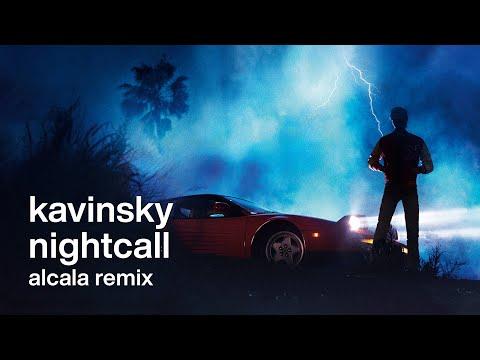 Kavinsky - Nightcall (Alcala Remix)
