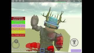 ROBLOX Titan Simulator 10,000,000 (WORLD RECORD?)