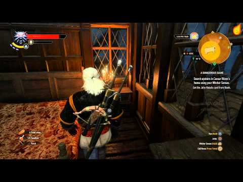 The Witcher 3: A Dangerous Game - Quest Walkthrough