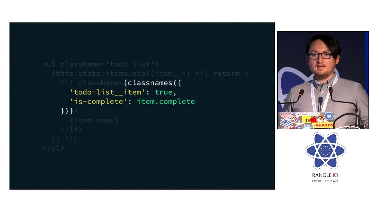 Michael Chan - Inline Styles: themes, media queries, contexts, & when it's  best to use CSS