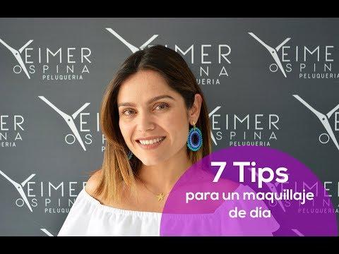 7 pasos para un buen maquillaje de día