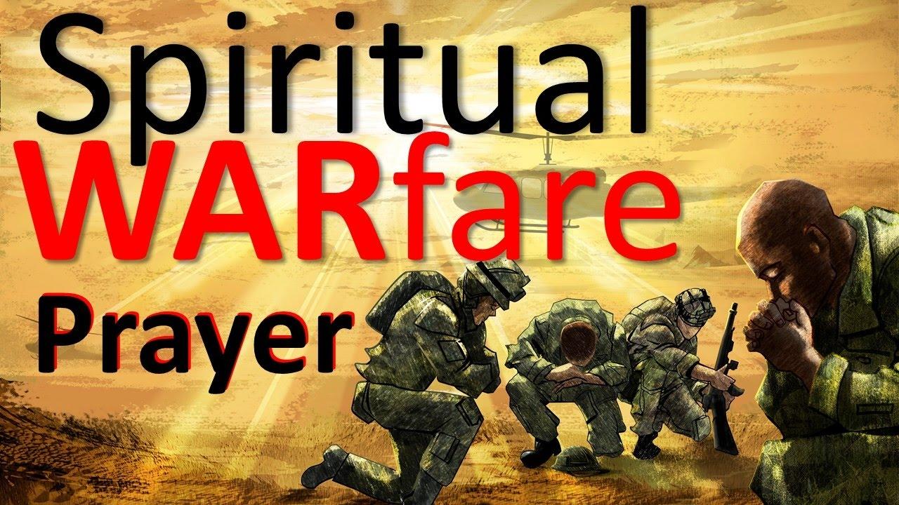 Spiritual Warfare Prayer – Fight Back