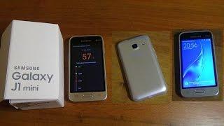 самый маленький Samsung SM-J105H/DS Galaxy J1 Mini Gold : обзор и отзыв
