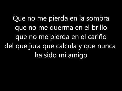 Diego Torres - Que no me pierda letra