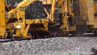 Replacing Railroad Ties In Relay,  MD