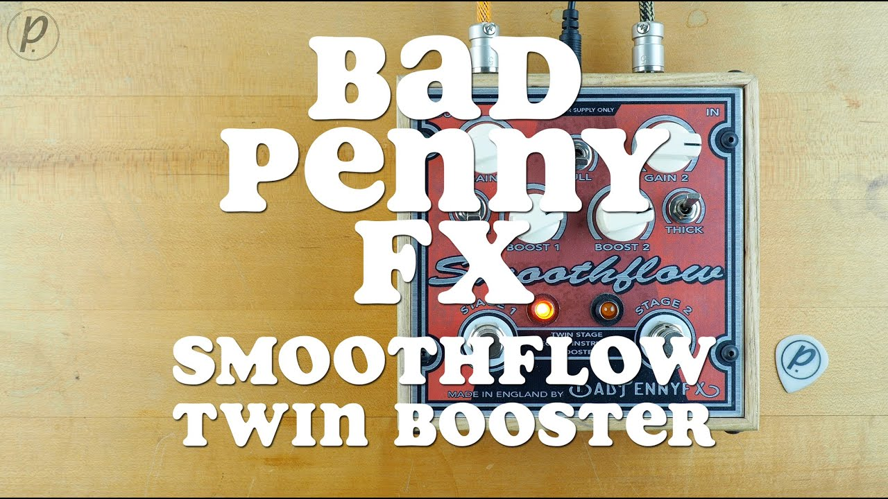 Pedal Of The Day Brings You: The Smoothflow