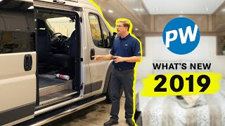 What's New for 2019 at Pleasure-Way