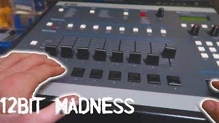 E-mu SP1200 Boom Bap Routine   Chief Rugged's 12Bit Madness #8