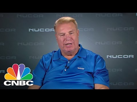Nucor Corporation CEO: Strong As Steel | Mad Money | CNBC