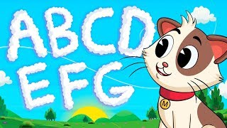 ABC SONG   Nursery Rhyme   Clap clap kids