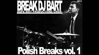 BREAK DJ BART - POLISH BREAKS MIX-CD TEASER & JAM MASTER POLAND PROMO