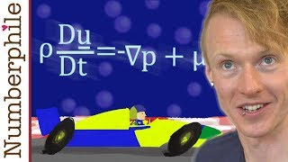 Navier-Stokes Equations - Numberphile