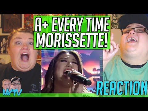 "Morissette Amon sings ""Bridge over troubled Water"" LIVE on ASAP REACTION!! 🔥"