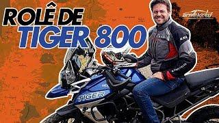 Da Argentina Ao Chile De Moto! Gerson Roda 2 Mil Quilômetros No Triumph Experience - Acelevlog #68