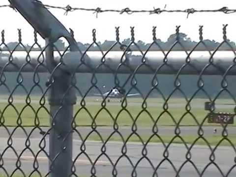 Grumman American AA-1B Trainer (N9997L) departing KWWD.