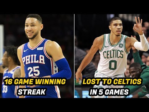 What Happened to the Philadelphia 76ers NBA Finals Chances?