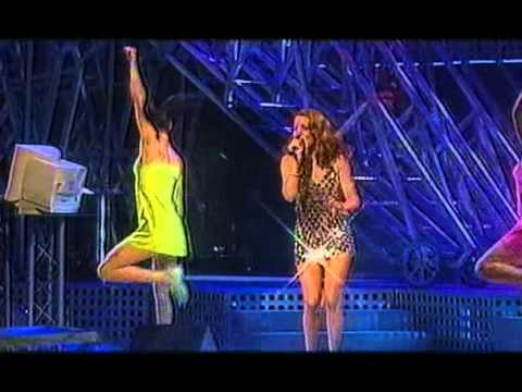 Eurovision 1996  02 United Kingdom  Gina G  Ooh Aah Just a little bit