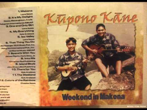 Kupono Kane - Makena