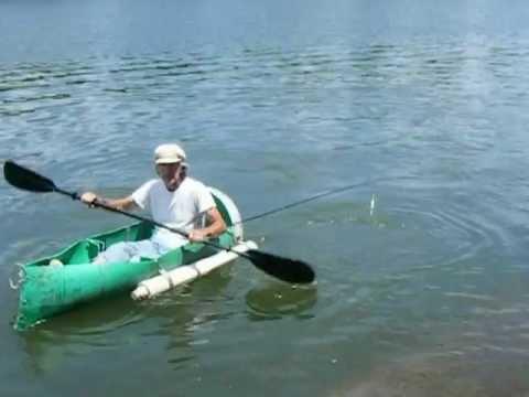 Pvc dinghy