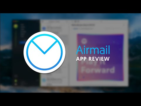 App Review: Airmail