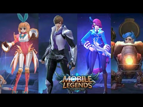 WELCOME TO MOBILE LEGENDS 😀 | PART 3