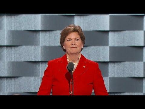 Sen. Jeanne Shaheen at DNC
