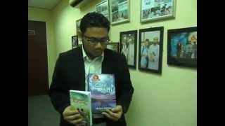 Buku Terbaharu Saya di Pesta Buku Selangor - Hilal Asyraf 2017 Video