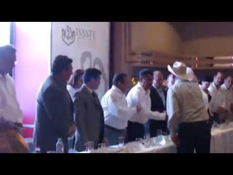 Entregan 25 millones de pesos en préstamos a Jubilados y Pensionados del ISSSTE de YouTube · Duración:  2 minutos 41 segundos