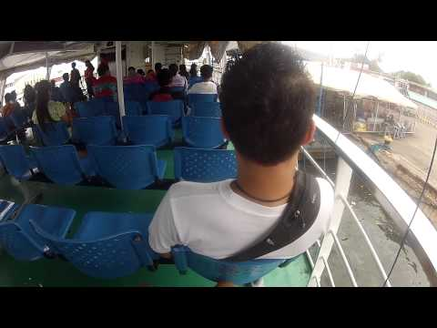 Cebu Metro Ferry Cebu City to Lapu Lapu City 25 06 2013 part1