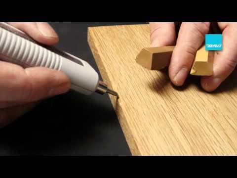 laga trä med plastic padding