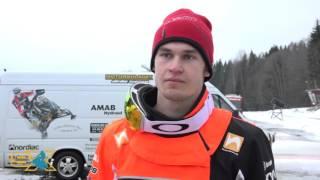 Oskar Norum vinnare av Open SM 1