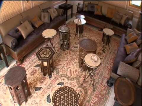 mis en demeure d coration marrakech extrait de zone interdite sur m6 partie 2 youtube. Black Bedroom Furniture Sets. Home Design Ideas