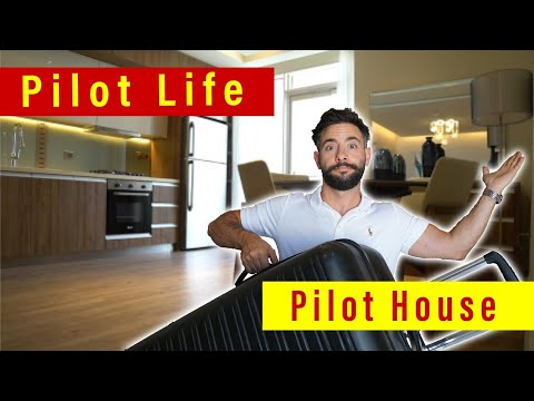 Day In The Life Of An Airline Pilot | PILOT HOUSE by PILOTMIREH