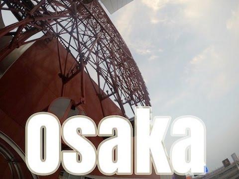 Osaka, una città stupenda ! ✈️