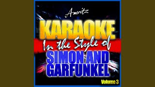 Save the Life of My Child (In the Style of Simon and Garfunkel) (Karaoke Version)