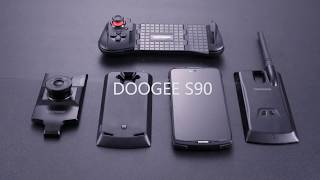 How To Use Doogee S90 Module?