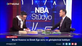 [CANLI] Murat Kosova ve Emek Ege NBA Stüdyo'da!