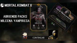 """Mortal Kombat X Android Buscando a Mileena Vampiresa Fusion """"I"""""""