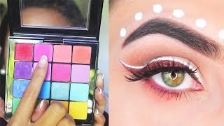 Best Makeup Tutorials 2018 | Gorgeous Summer Eye Makeup Compilation | Woah Beauty