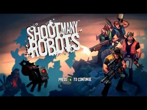 Shoot Many Robots Intro (XBOX 360) thumbnail