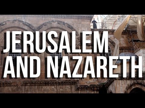Jerusalem travel guide (tourism) video (Part II) | Things to