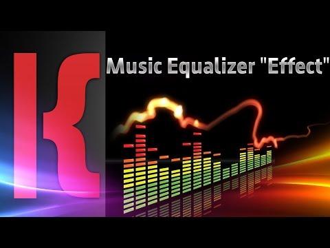KLWP Tutorial Music Equalizer