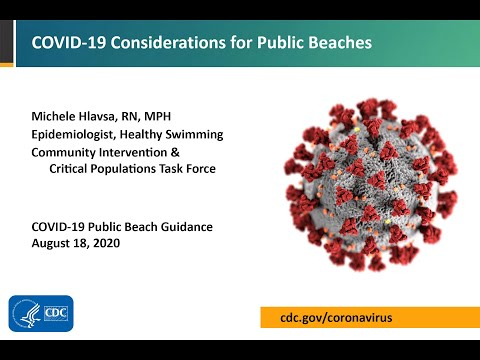 Considerations for Public Beaches During COVID-19